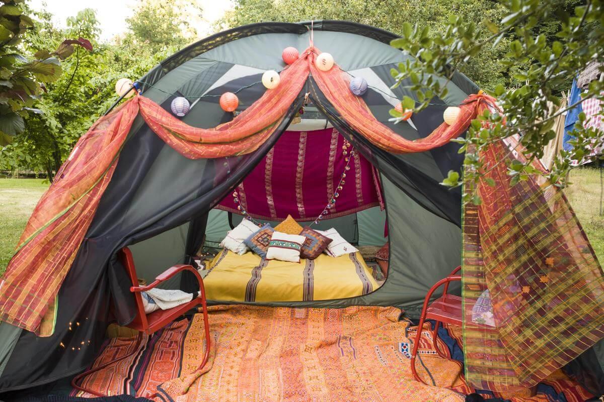 dicas para acampar pela primeira vez acampamento