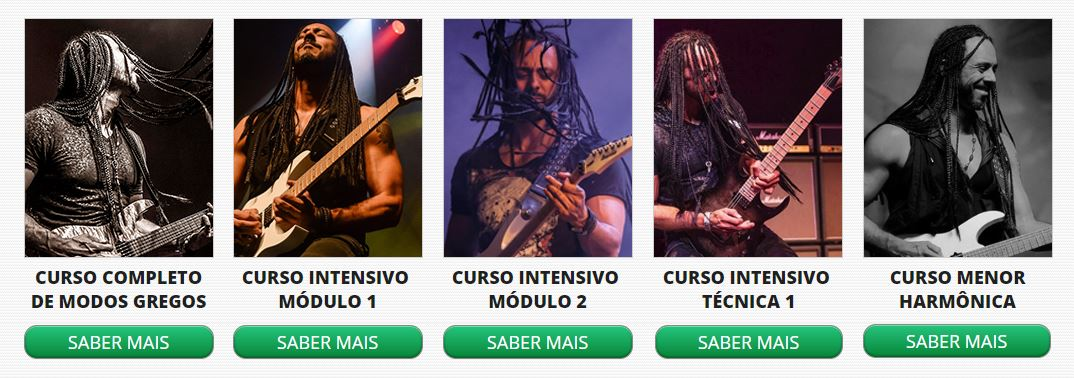 MB guitar academy curso online de guitarra